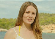 "Cara Theobold as ""Ellie"" in Ibiza Undead"